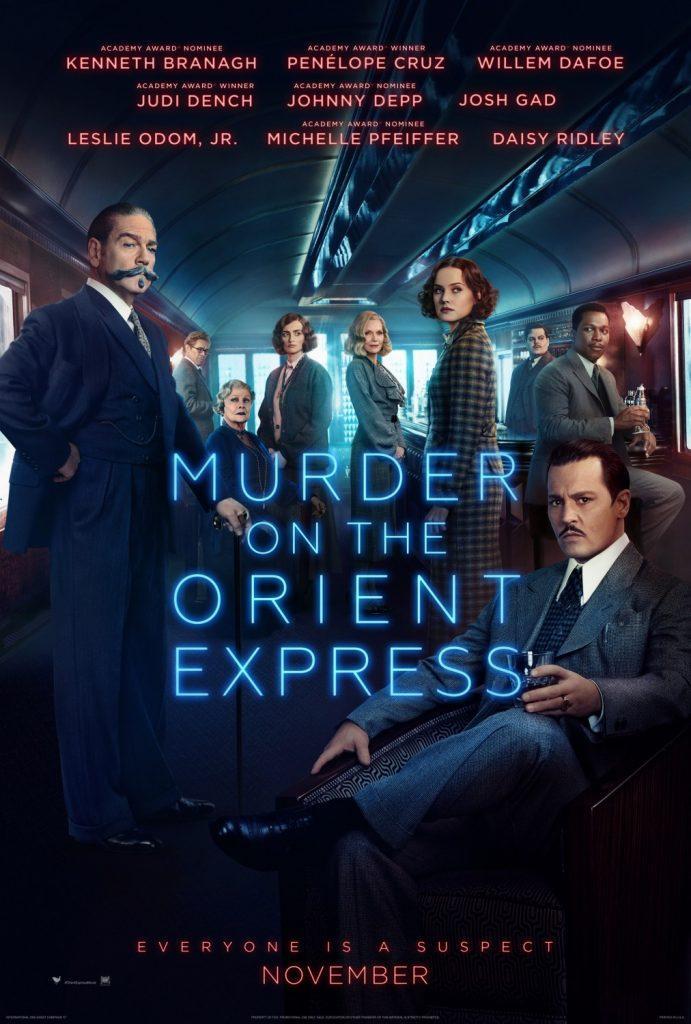 le crime de l'orient express agathe christie artistik rezo sortie cine decembre 2017 paris thriller