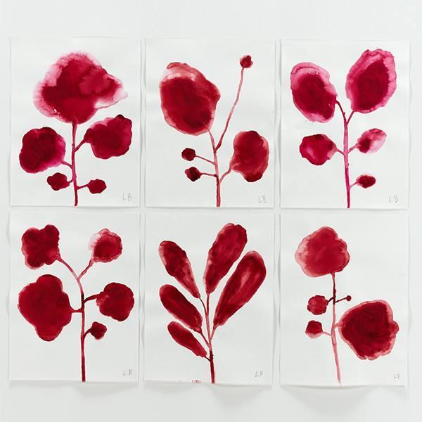 louise bourgeois fleur karsten greve galerie artistik rezo paris