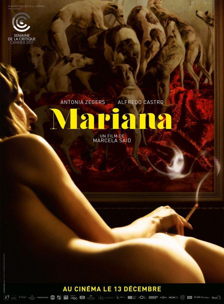 mariana los perros film sortie ciné artistik rezo paris