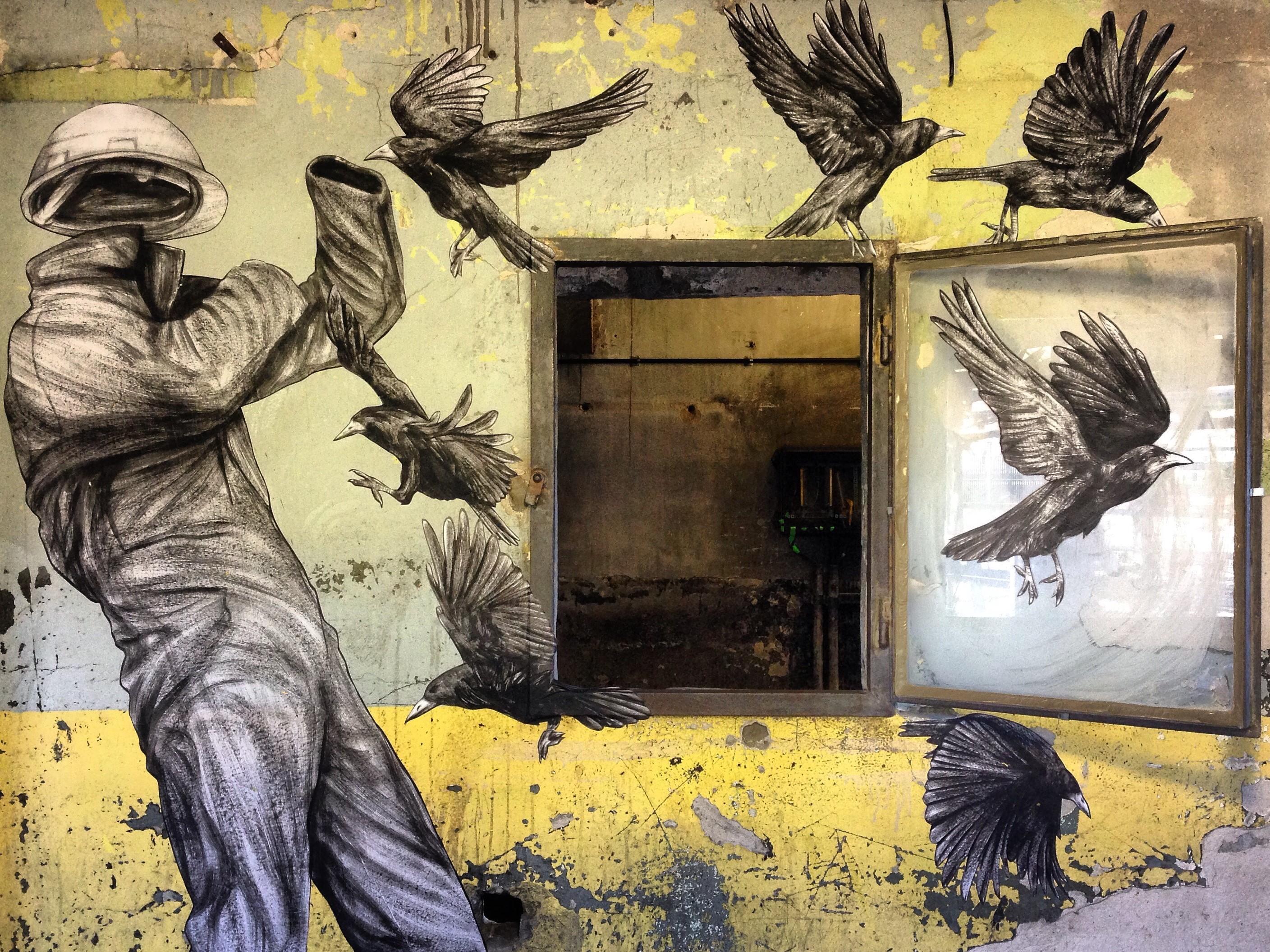 retour du refoulé urban art biennale allemagne artistik rezo paris