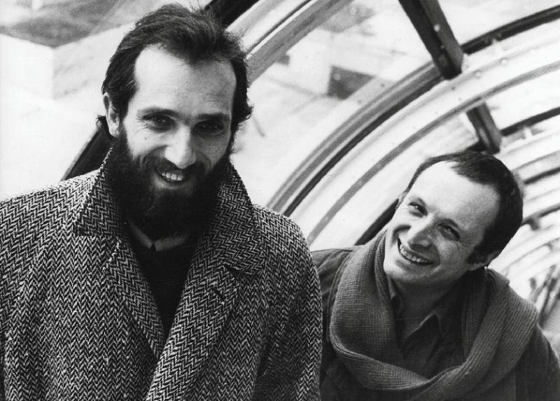 Hommage Renzo piano richard rogers centre pompidou artistikrezo paris