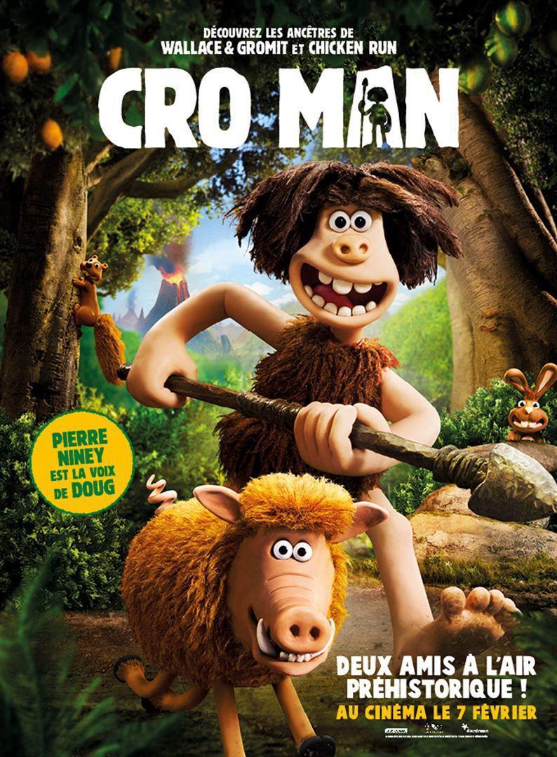cro man animation film sorties ciné cinema artistik rezo paris