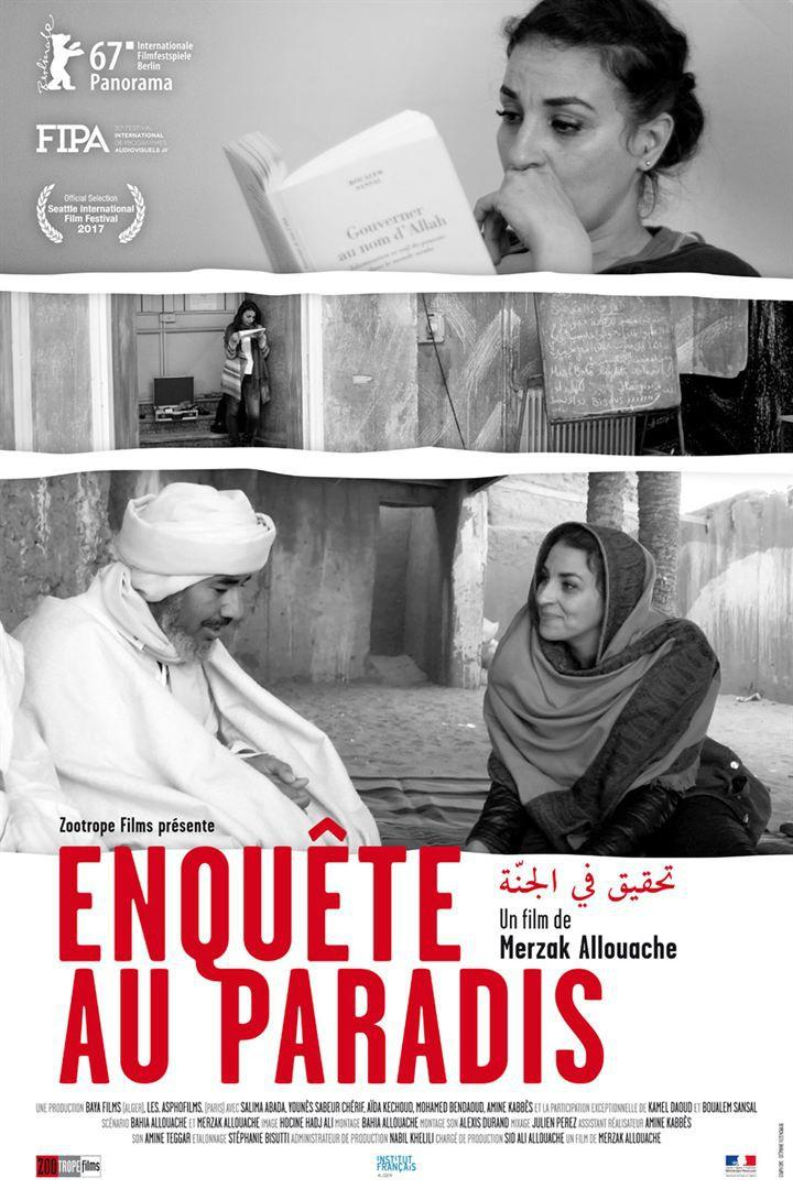 enquete au paradis film documentaire sortie ciné artistik rezo paris