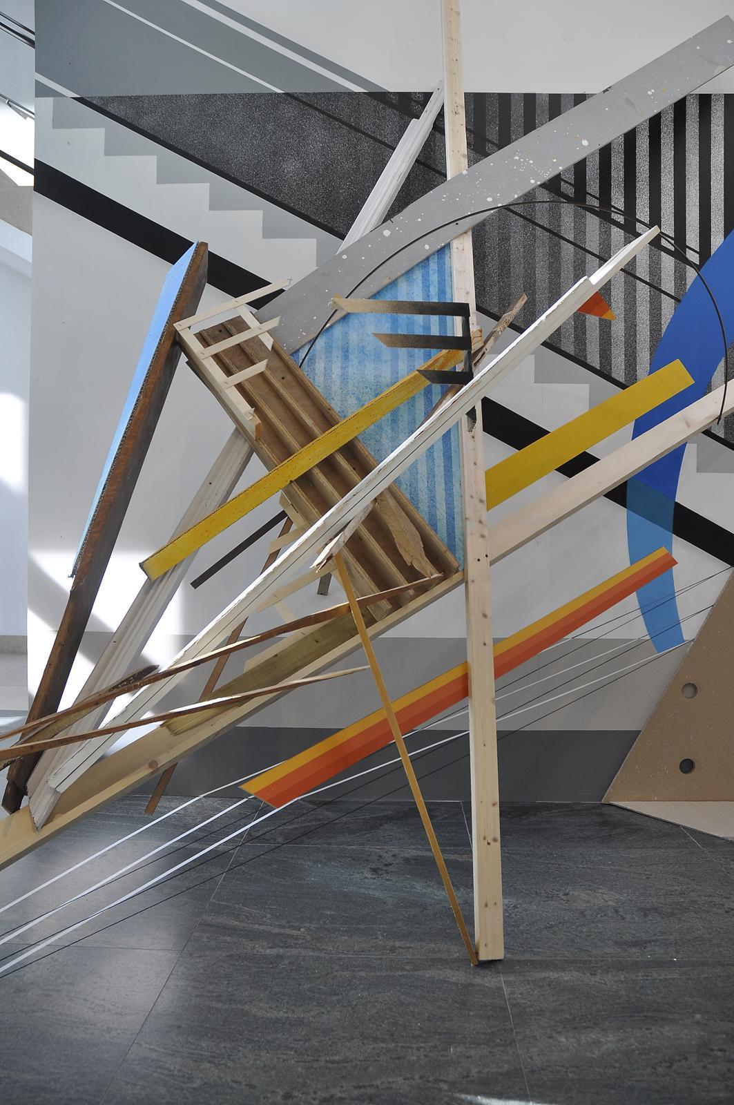 gilbert1 solo show musée des beaux arts de nancy street art artistik rezo paris