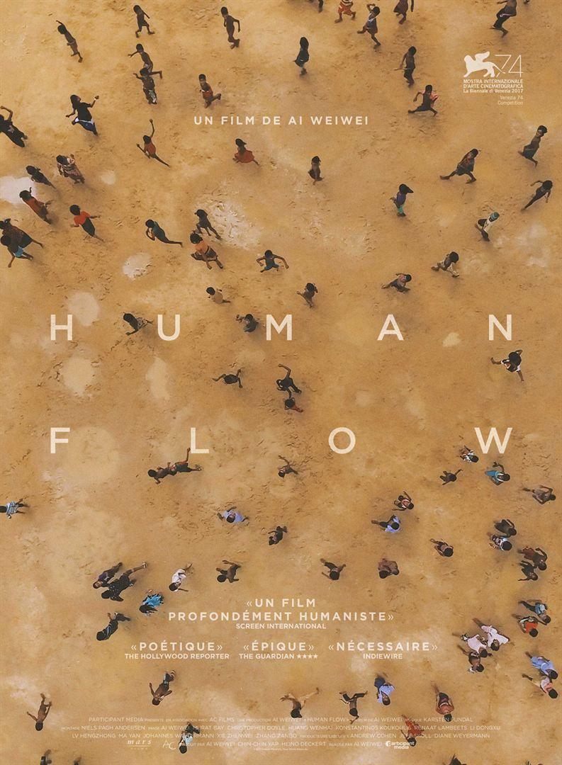 human flow ai weiwei documentaire artistik rezo paris