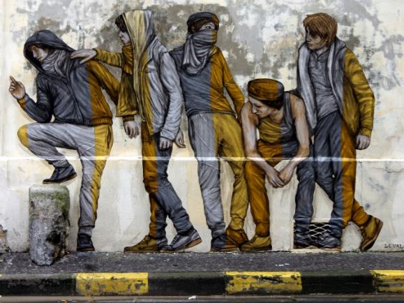 intégration levalet reims street art art urbain urban art artistik rezo paris
