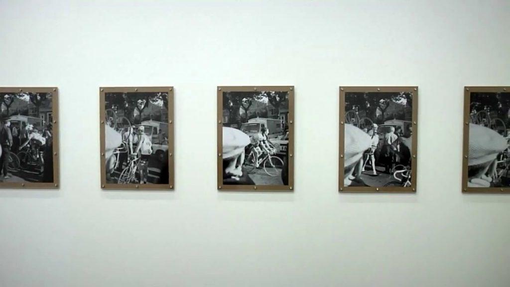 jef geys tour de france 1969 Eddy Merckx exposition vernissage artistikrezo paris