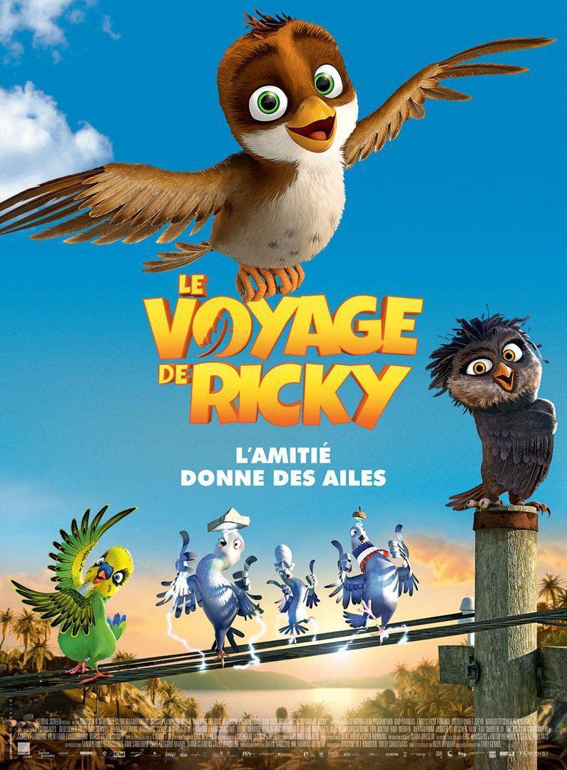 le voyage de ricky cinema sorties cine film artistik rezo paris