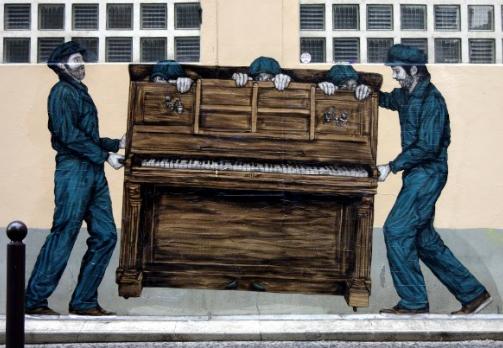 les passeurs blue note solo show cabinet d'amateur levalet-artistik-rezo-paris