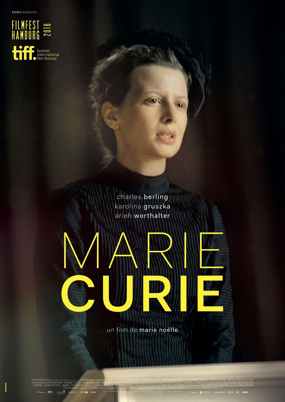 marie curie biopic film cinema artistik rezo paris