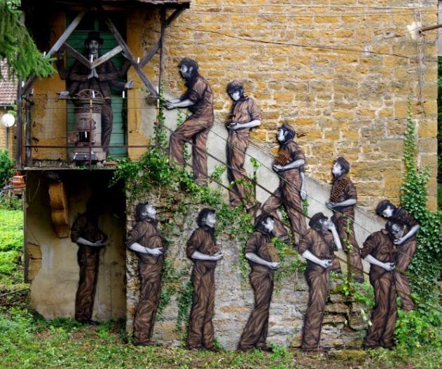 le saint patron levalet mausa musée des arts urbains et du street art jura artistik rezo paris
