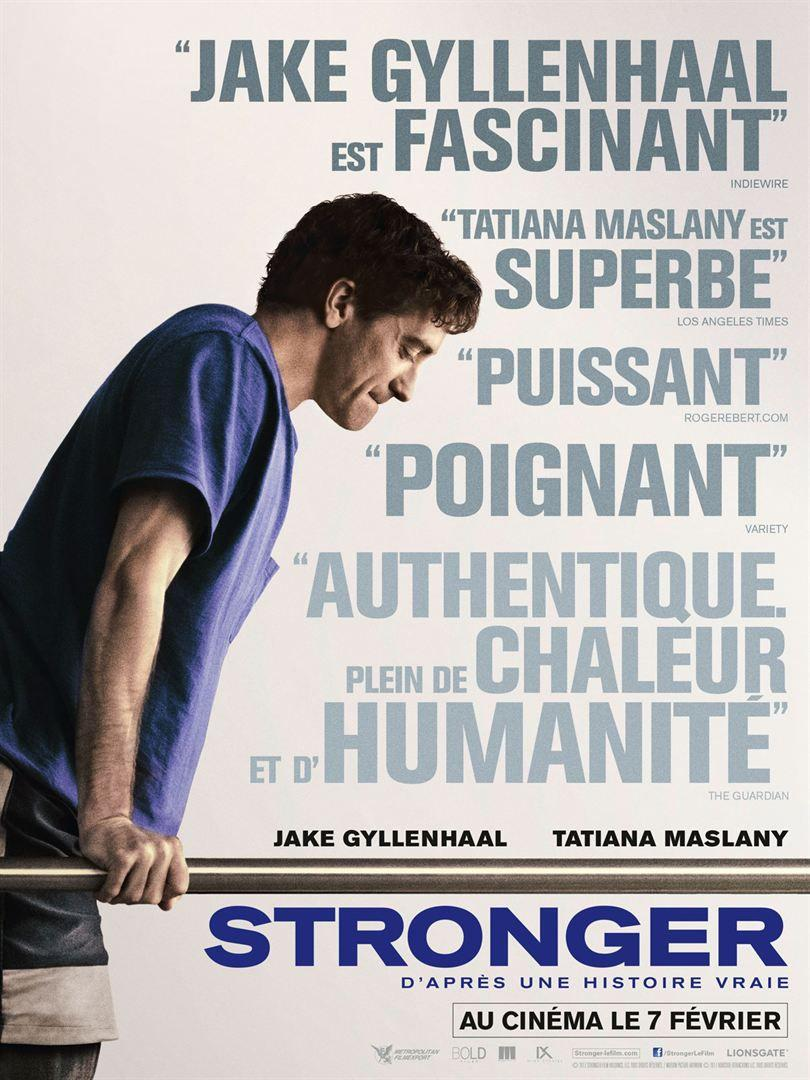 stronger biopic sortie cine cinema film artistik rezo paris