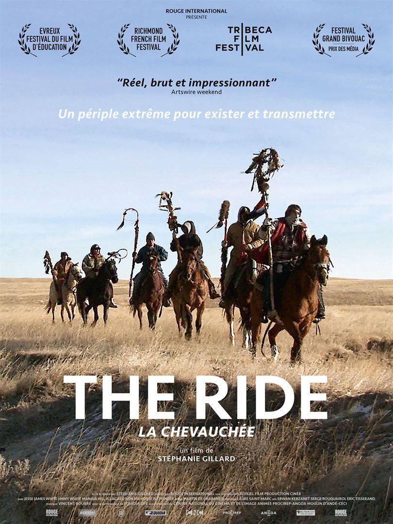 the ride documentaire cinema film artistik rezo paris