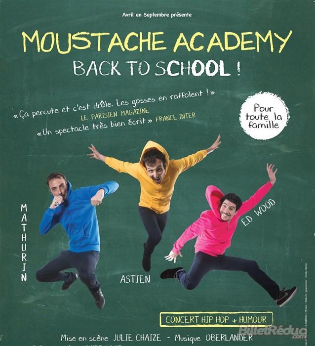 Moustache Academy le grand point virgule actualite paris artistikrezo musique
