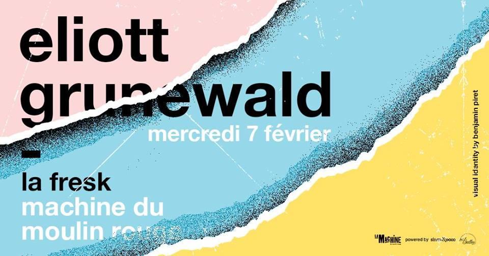 la fresk bar a bulles machine du moulin rouge elliot grunewald février 2018 artistikrezo paris