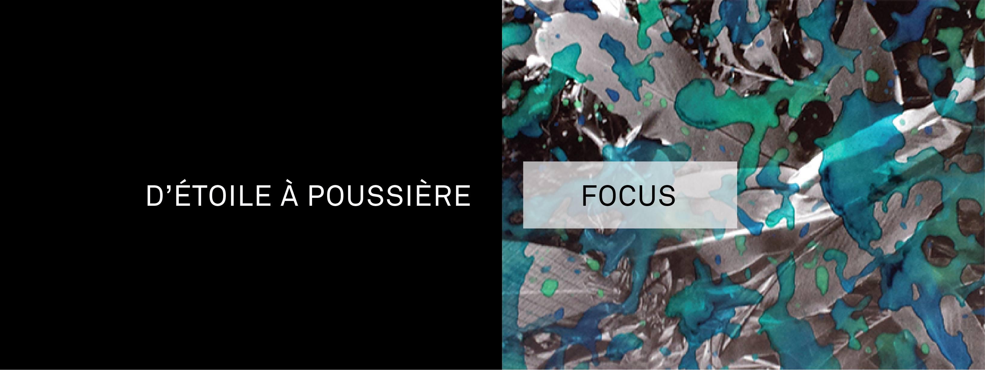 exposition étoile à poussière focus galerie anne claire simon artistikrezo paris