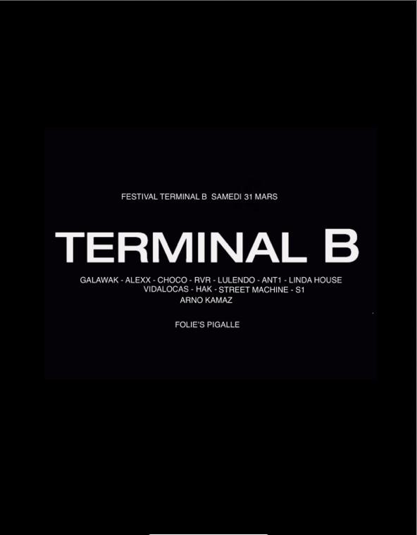 festival terminal B Folies Pigalle musique artistikrezo paris