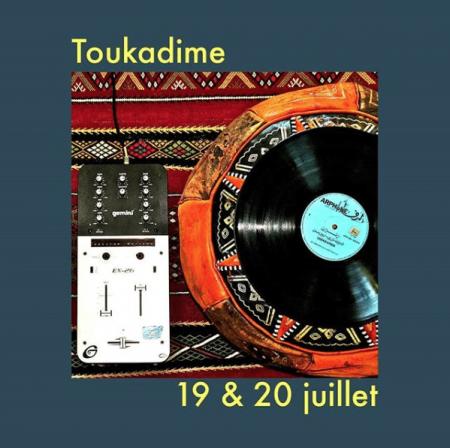 toukadime ici léon les mix du patio artistik rezo paris 2018