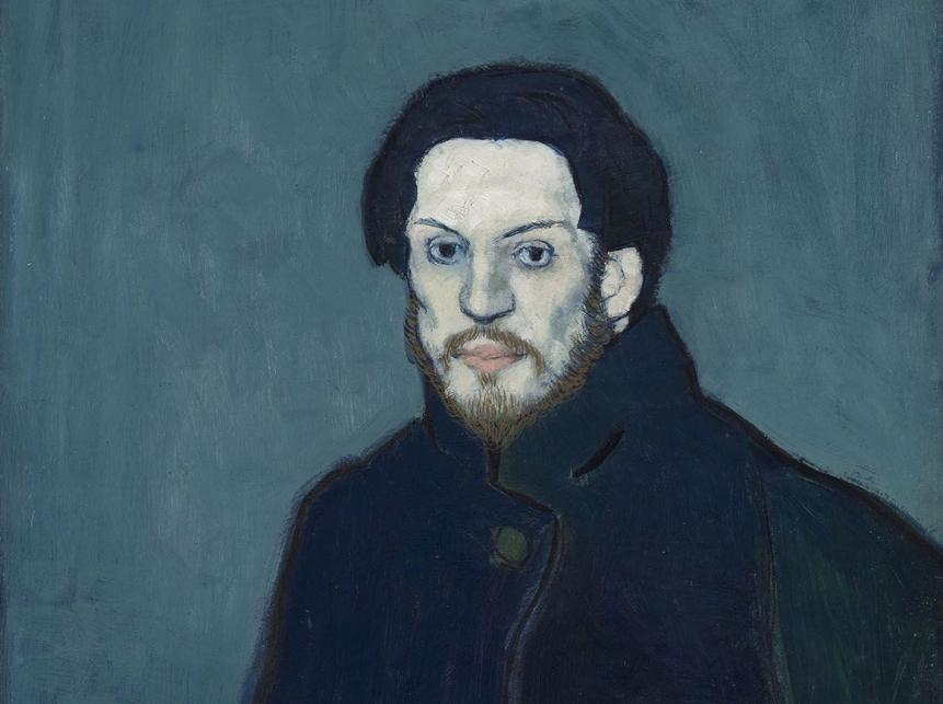 Pablo-Picasso-Autoportrait