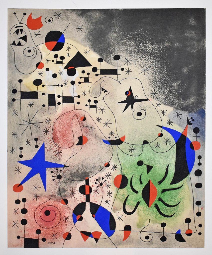 L-Oiseau-migrateur-Joan-Miró