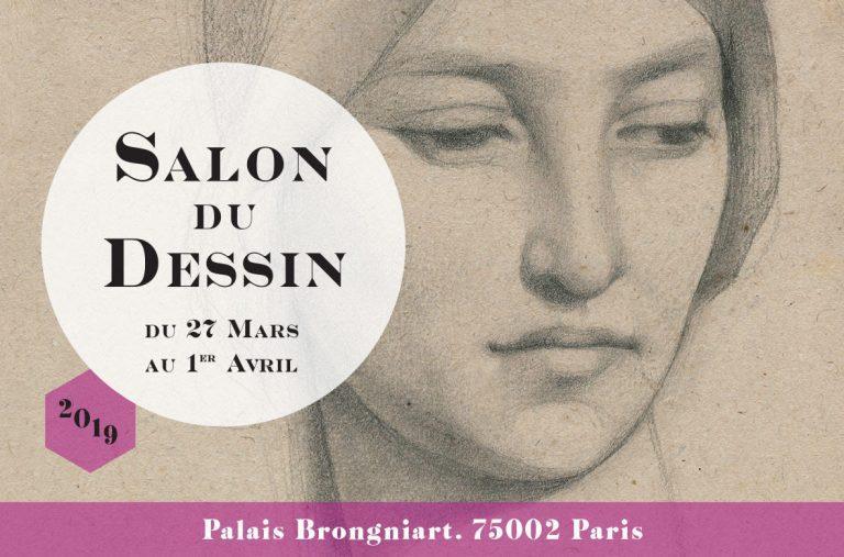"""Résultat de recherche d'images pour """"salon du dessin 2019"""""""