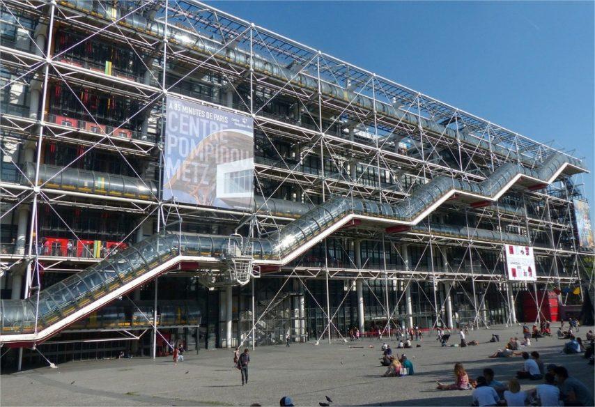 Centre-Pompidou-Paris