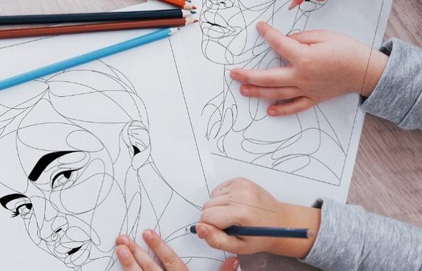 Notre Selection De 5 Coloriages Pour Tous Les Ages Artistikrezo