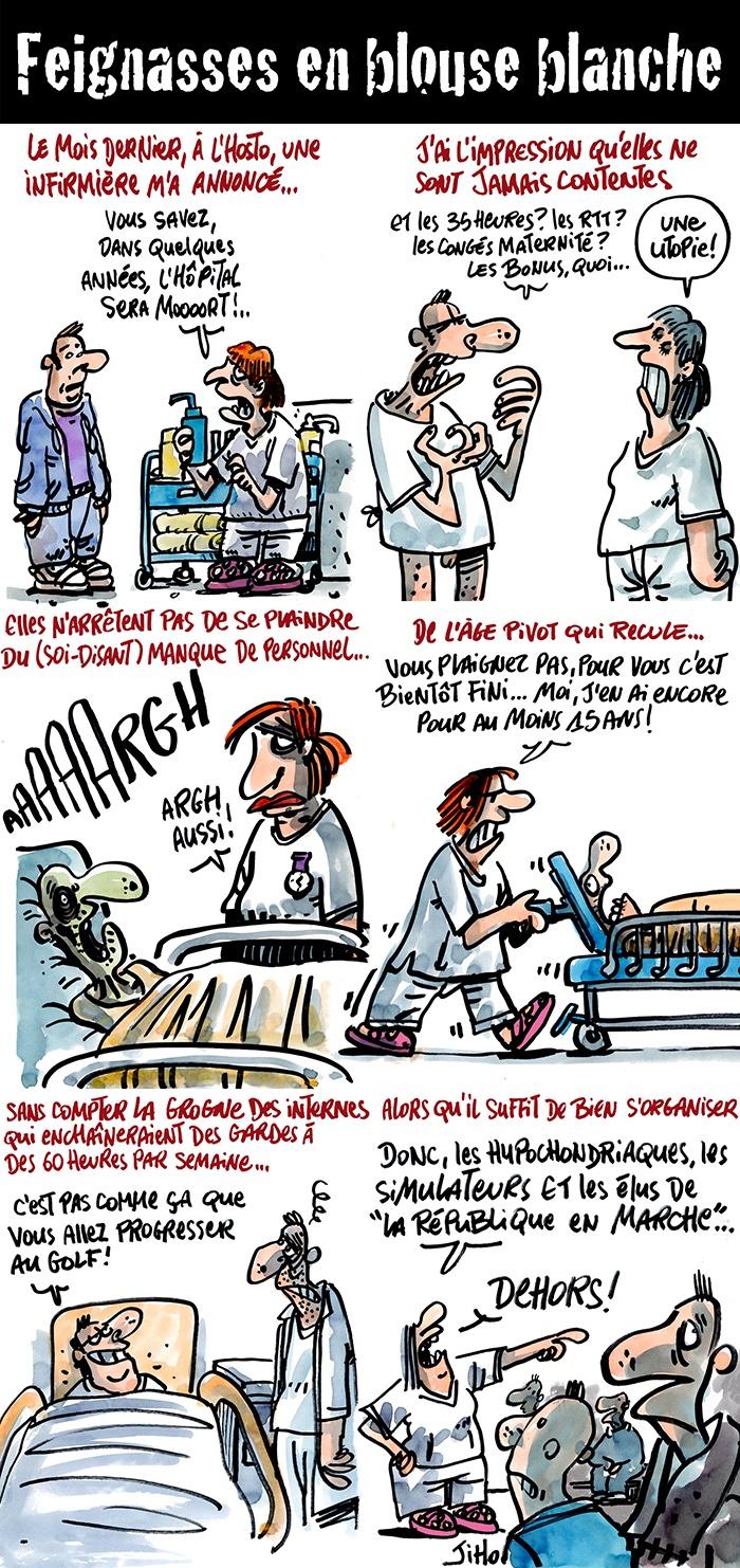 Jiho-Humour-Coronavirus-Hôpital