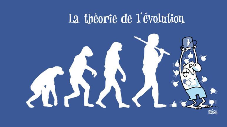 Deligne-Théorie de l'évolution
