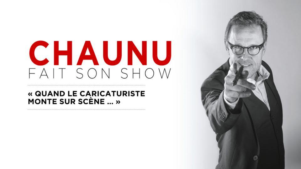 Chaunu-One Man Show