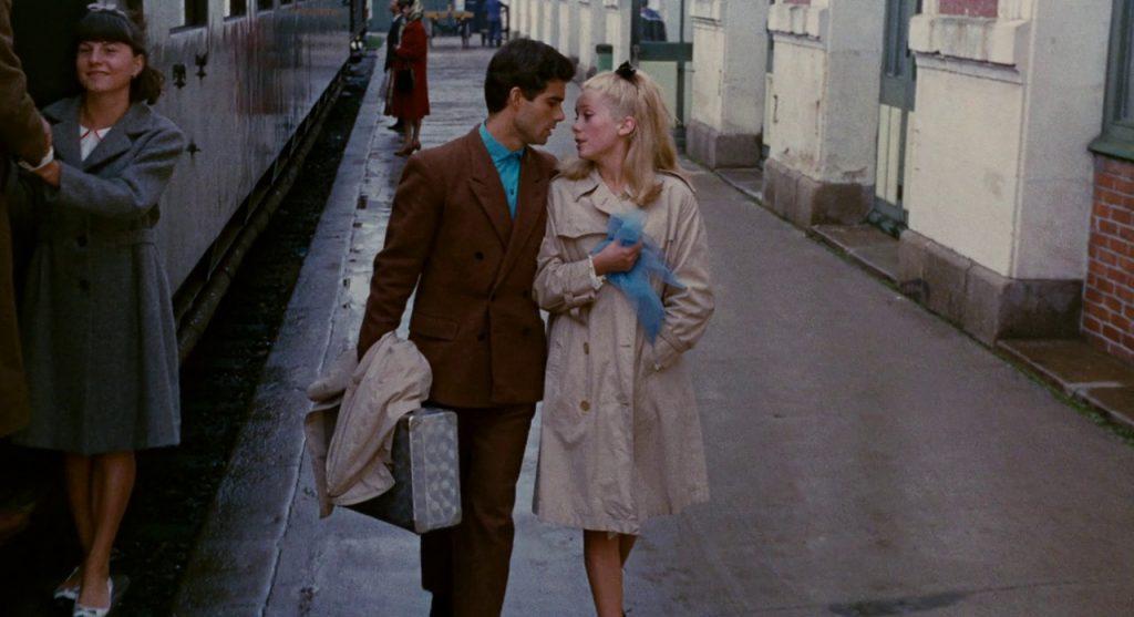Les parapluies de Cherbourg, Jacques Demy