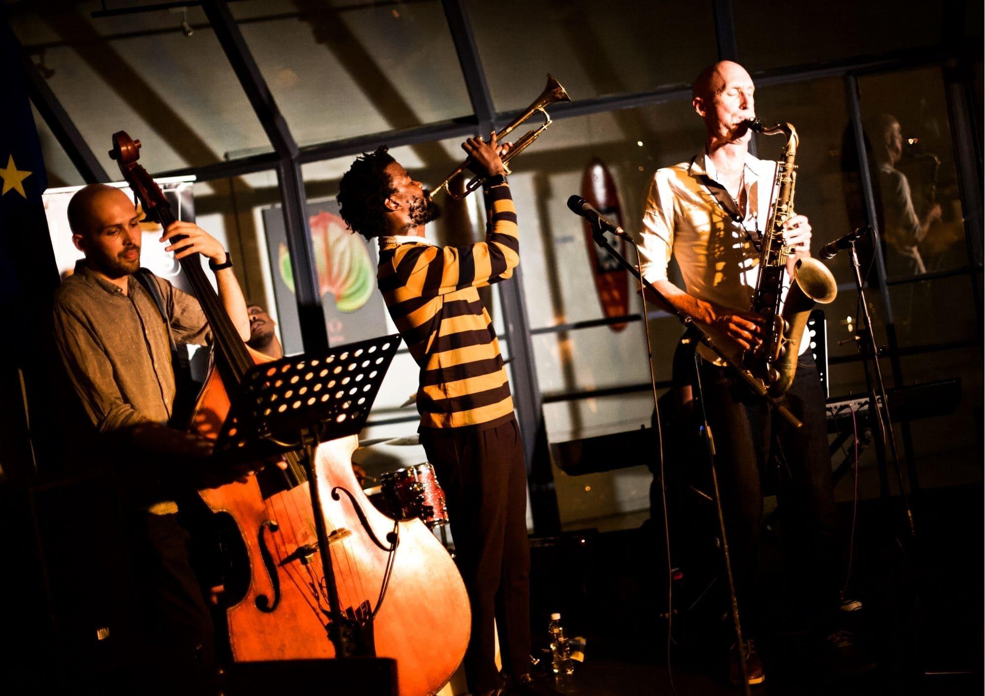 Jazz Night Alliance Française du Cap
