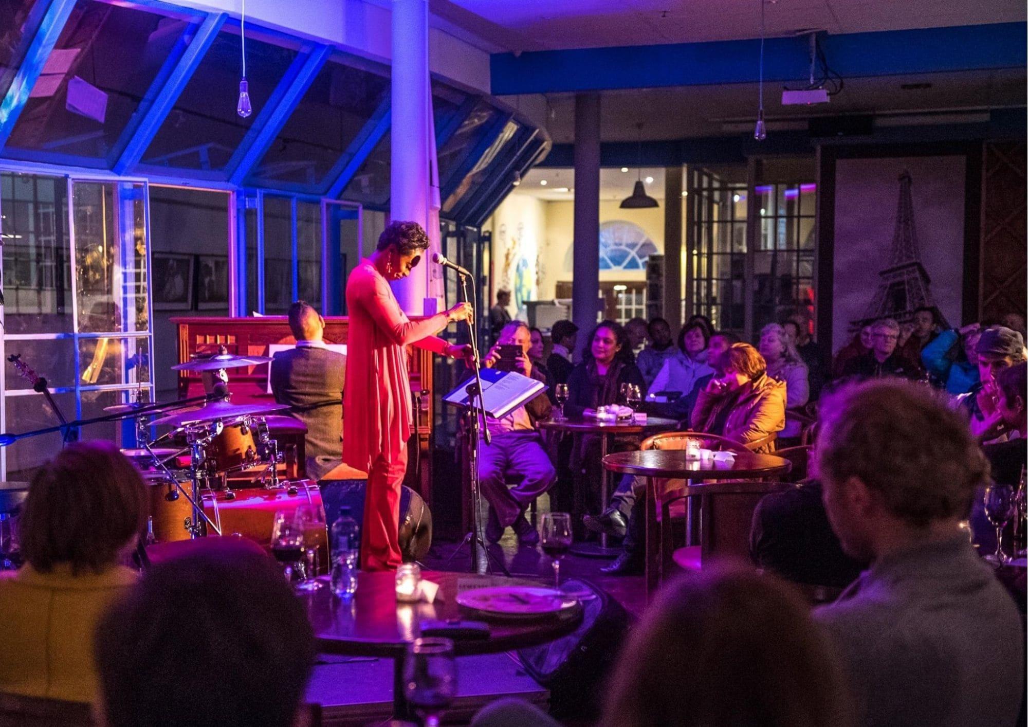 Jazz night 2 Alliance Française du Cap