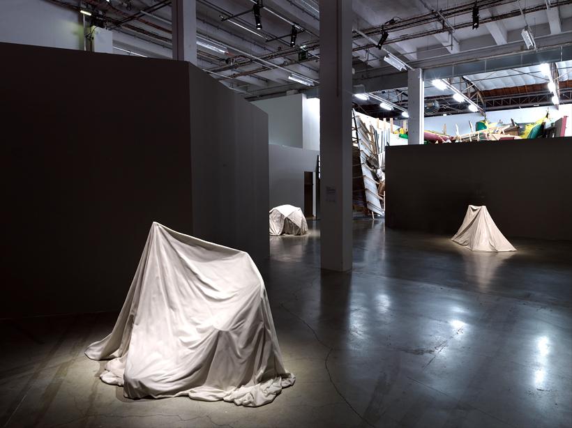 Scénographie - Inside- Palais de Tokyo - Ryan Gander
