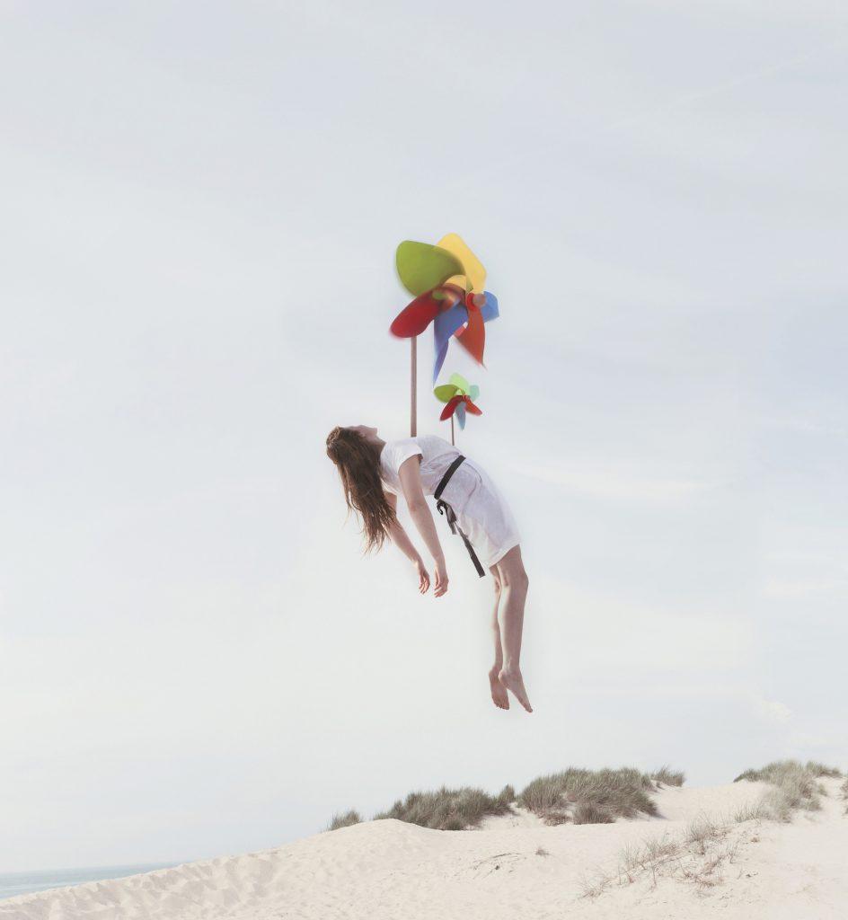 Maia Flore, Sleep elevations II, 100x80cm, édition de 7 © Maia Flore, VU'
